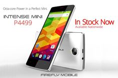 Firefly Mobile Announces Intense Mini Smartphone, Priced at P4,499