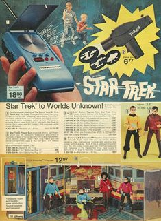 Used to have the action figures. Tried to get the communicator, but they'd stopped making it when I was four.