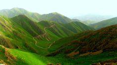 Kermanshah, Iran Photo by Wikipedia user Vahidarbab