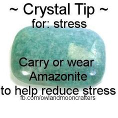 "From ""Crystal Healing Connections""- Pinned by The Mystic's Emporium on Etsy"