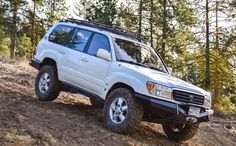 Just Differentials Releases Suspension Kit for Land Cruiser 100