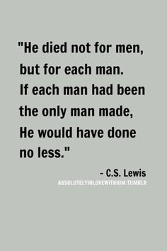 By CS LEWIS