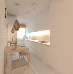 Die 71 besten Bilder von schmale Küche | Home decor, Narrow kitchen ...