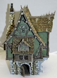 Tabletop World Merchant's Houss: