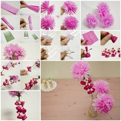 How to Make Beautiful Crepe Paper Flowers and Chocolates   iCreativeIdeas.com LIKE Us on Facebook ==> https://www.facebook.com/icreativeideas