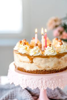 Most Delicious Recipe, Vanilla Cake, Birthday Candles, Philadelphia, Anna, Yummy Food, Baking, Sweet, Desserts