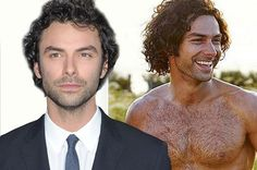 The League of British Artists, with Karen V. Wasylowski: Aidan Turner: I put a stone on after Poldark ended...