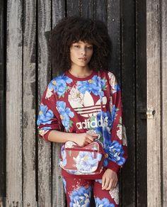 Inspirada na cultura oriental, a @adidasoriginals e a @adorofarm lançaram uma nova coleção MA-RA ♥. Oriente quente!   url:http://bit.ly/2t47bxQ  #regram