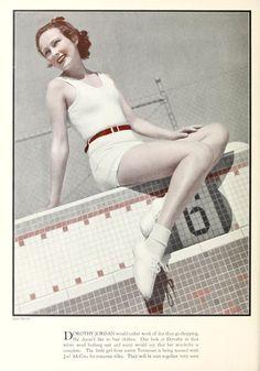 Dorothy Jordan, 1932
