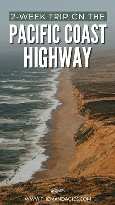 The Pacific Coast Highway is one of the most iconic west coast USA road trips! In this post, we're sharing the 25  best stops in California, Oregon, and Washington to create the perfect 2-week itinerary. Save this post for future inspiration for your next Pacific Coast Road Trip up Highway 1 and 101! #pacificcoasthighway #PCH #PNW #california #californiacoast #roadtripUSA #USAroadtrip #roadtrip #oregon #oregoncoast #washington #redwoods #olympicnationalpark #goldengatebridge Highway Road, Pacific Coast Highway, California Coast, Oregon Coast, California Travel, West Coast Road Trip, Road Trip Usa, Beach Memes, Thing 1