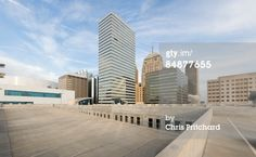 Lizenzfreies Bild: Oklahoma City Panorama