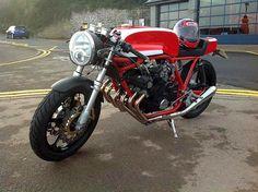 Honda CBX1000 Cafe Racer