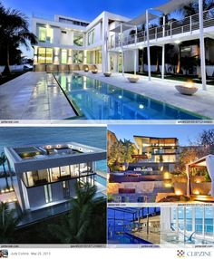 Beach Homes! [ Waterbabiesbikini.com ] #home #bikini #elegance