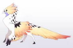 Checkered Flower Poult by Sheylu
