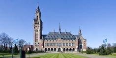 The Peace Palace will celebrate its 100-year anniversary in 2013 and has become the icon of The Hague, the International City of Peace and Justice. It is a beautiful building in which people are working on a daily basis towards world peace.