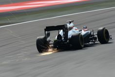 Fernando Alonso, McLaren - Honda MP 4-30, GP China (2015)