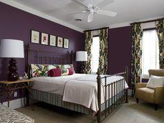 Decoración interior morado | decoracion dormitorio Archives - Interiorista