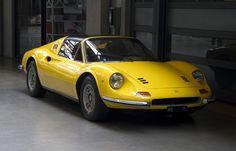Dino 246 GTS Spider | by l a b e t e
