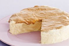 Perfect for an after-dinner dessert, this nougat glaze tastes as good as it looks.