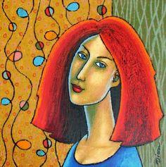 Por Amor al Arte: Pinturas de la artista Gaëtane Dion