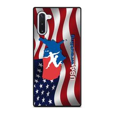 USA WRESTLING Samsung Galaxy Note 10 Case Cover  Vendor: Favocase Type: Samsung Galaxy Note 10 case Price: 14.90  This premium USA WRESTLING Samsung Galaxy Note10case will create premium style to yourSamsung Note10 phone. Materials are from durable hard plastic or silicone rubber cases available in black and white color. Our case makers customize and design each case in high resolution printing with best quality sublimation ink that protect the back sides and corners of phone from bumps and… Best Resolution, Black And White Colour, Galaxy Note 10, Silicone Rubber, Samsung Galaxy, How Are You Feeling, Printing, Notes, Wrestling