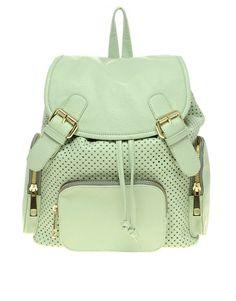 Cute satchel bag!