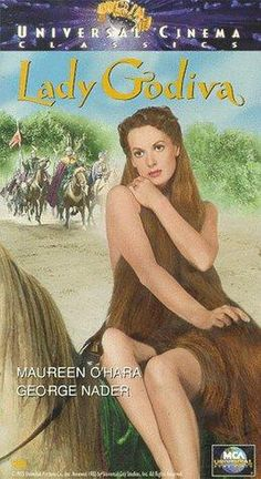 Find more movies like Lady Godiva of Coventry to watch, Latest Lady Godiva of Coventry Trailer, Fictionalized account of events leading up the famous nude ride (alas, her hair covers everything) of the militant Saxon lady. Clint Eastwood, Lady Godiva, Maureen O'hara, Hair Cover, Great British, British Actors, Coventry, Old Movies, Film Movie