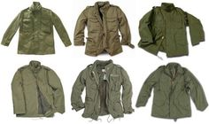 Military Field Jackets