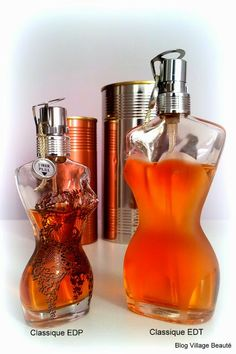 RESENHA PERFUME CLASSIQUE EDP e EDT - JEAN PAUL GAULTIER JPG - fragrance review http://villagebeaute.blogspot.com.br/2014/03/resenha-perfume-classique-edp-e-edt.html