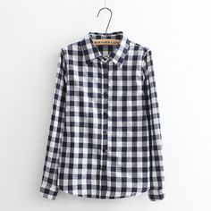 Fitted Lumberjack Buttonup - Plaid