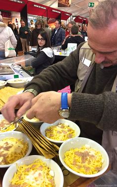 This year's White Truffle Festival in Alba, Italy