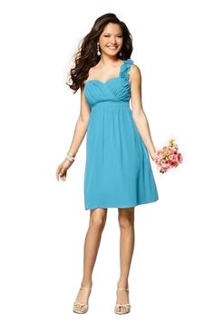 Alfred Angelo 7138 Bridesmaid Dress   Weddington Way