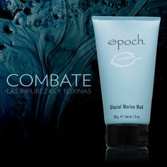 blackheads and leave your skin soft and cle. -Remove blackheads and leave your skin soft and cle. Nu Skin, Organic Face Products, Organic Skin Care, Skin Products, Beauty Products, Epoch Mud Mask, Marine Mud Mask, Glacial Marine Mud, Clear Skin Face