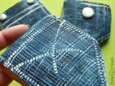 Denim Cookies Ciasteczka dżinsowe jeans texture tutorial Polish Cookies, Cookie Tutorials, Nail Polish Art, My Nails, Texture, Denim, Jeans, Surface Finish, Gin