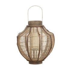Creative Co-Op - Round x Bamboo Lantern Hanging Lanterns, Candle Lanterns, Candles, Tulum, Creative Co Op, Dot And Bo, Modern Rustic, Modern Furniture, Target Furniture