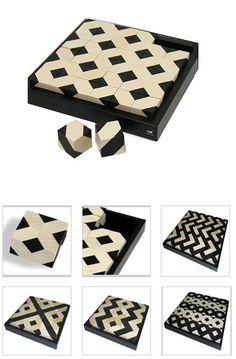 Naef Versi Mosaik Puzzle Toy | NOVA68 Modern Design