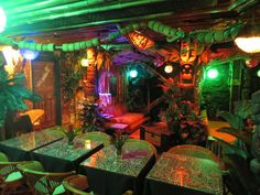TikiCat is a tiki bar in Kansas City, Missouri, it opened on April 13, 2017. The bar is part of the HopCat group, a chain of beer-focused pubs around the midwest. The focus here is pure tiki, not beer, and the group has enlisted the help of a number of no...