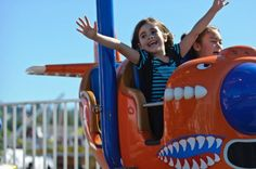 Get Your Thrills on the SillyVille Rides