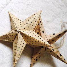 ストローで小さなお星さま☆可愛いストロースターの作り方 – Handful[ハンドフル]