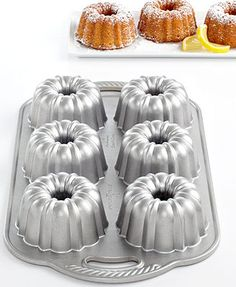 Nordicware Anniversary 6 Cavity Mini Bundt Pan