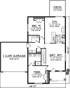 Great Curb Appeal - 89768AH | 1st Floor Master Suite, CAD Available, Cottage, PDF, Split Bedrooms, Traditional | Architectural Designs
