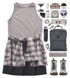 """#PVxPusheen- set challenge announcement"" by via-m ❤ liked on Polyvore featuring Free People, Pusheen, Crate and Barrel, Infinity Instruments, Monki, Fjällräven, Forever 21, Herbivore, Superior and Skagen"