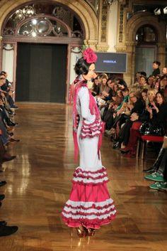 Traje de Flamenca - Fabiola - We-love-flamenco-2014-
