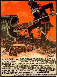 Bíró Mihály - A háború a legborzalmasabb tömeggyilkosság ,1914