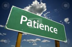 The Rewards of Patience