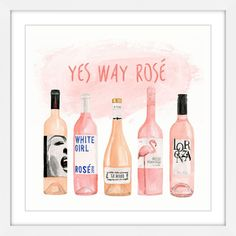 Yes Way Rose - Marmont Hill