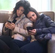 *LOVE* Stephanie & Melissa