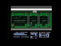 Robocop by Data East for the Nintendo Entertainment System #NES - Playthrough by Antonio Filho