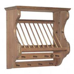Single Exmoor Traditional Penny Plate Rack