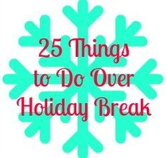 25 Things to Do With NYC Kids Over Holiday Break